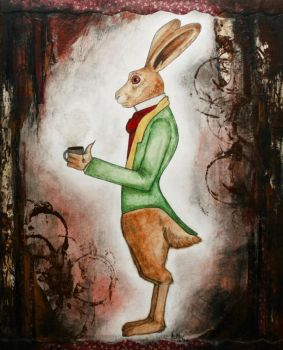 The March Hare by beyourpet