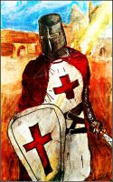 Being a Templar by SusArts