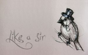Like a Sir Indeed by BenjiiBen