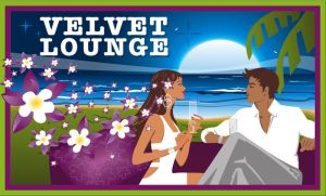 velvet lounge sign by nicy2002