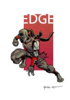 Edge the Ninja by ParisAlleyne