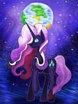 .: Nightmare Rarity on her moon :. by ASinglePetal