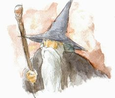 Gandalf by errante20