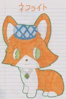 Jewelpet Nephrite by Alice-of-Africa