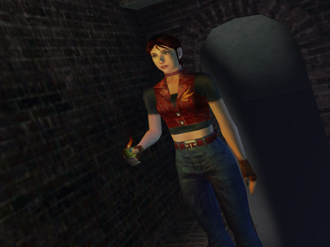 Claire Redfield Cv by Gregory-OTM