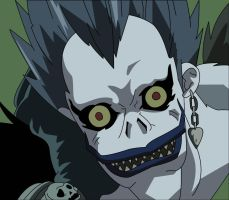 Ryuk by AnimeFreek4Lyfe
