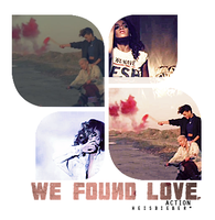 We found love +ACTION by Heisbieber