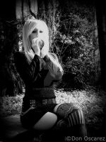 Misa Amane (apple kiss) by muscolo