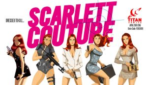 Scarlett Couture Advert by DESPOP
