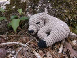 Crochet Baby Deer or Fawn by ShadowOrder7