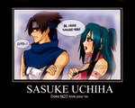 #21. Sasuke Hates Your OC by BreakingSasuke