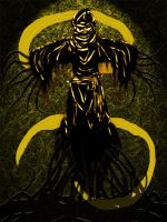 Hastur - the King in Yellow by Radarman