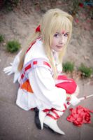 Kamikaze Kaitou Jeanne Cosplay by 56VanHelsing56