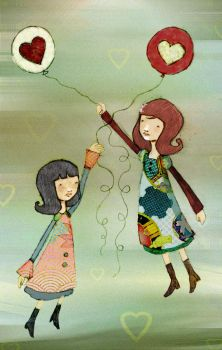Balloons by hockeychick
