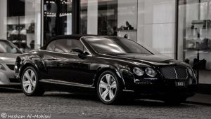 Bentley Continental GTC by Al-Msafer