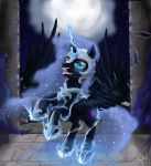 The Nightmare of Equestria by VittorioNobile
