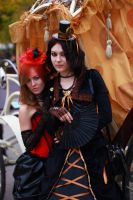 steampunk and goth_2 by MysteriaViolentStock