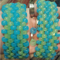 Glow in the dark Mini cuff by anne-t-cats