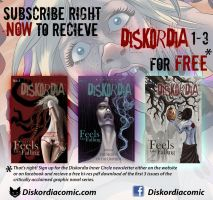 Diskordia subscription giveaway by Rivenis