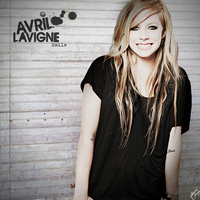 Avril Lavigne - Smile by jonatasciccone