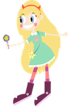 Star Butterfly by TwitchyTail