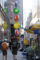 M+M World NYC by MaePhotography2010