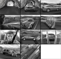 More old storyboards by chrisscalf