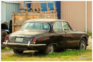 An Old Jaguar MKII by TheMan268