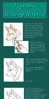 Drawing Tutorial by Feyrah