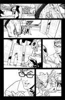 Doctor Who: the Tenth Doctor 3 - pag 06 by elena-casagrande