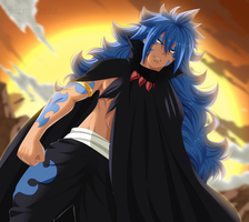 Fairy Tail 470 -Acnologia by JazminMtz