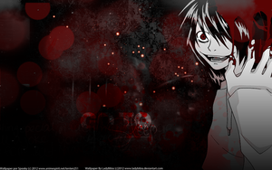 Jeff the Killer Wallpaper by LadyBibia