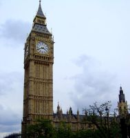 Big Ben by AndySerrano