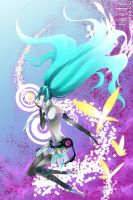 Miku Append by ikeda
