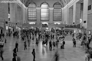 Grand Central Station 2 by mariokluser