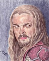 Eomer by LoonaLucy