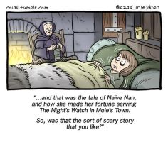 The Erotic Adventures of Young Nan by Azad-Injejikian