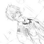 Shizuo doodle by Nero-Shade