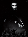 Edward Cullen | Rockerward by IllicitWriter