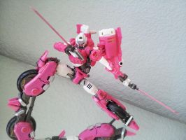 Transformers - PE DX-01 RC - Arcee #02 by 0PT1C5