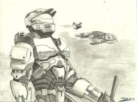 Halo Wars by MarkVIvp