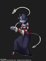 SkullGirls Squigly by tomahachi12