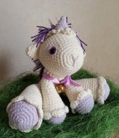 little unicorn by Trisha-N