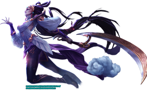Lunar Goddess Diana Render by SonasGraphics