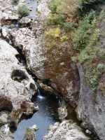 Djula's Pit from the top by ordinarygirl1