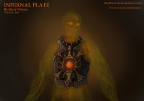 Infernal Plate by Harry-the-Fox