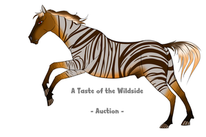 Taste of the Wild Side Point Auction :CLOSED: by Whitelupine