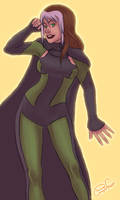 Rogue by RenegadeCharles