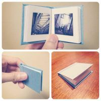 My mini book by vicenteteng
