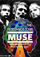 MUSE Flyer - Rock Im Park 2010 by IgoR0899